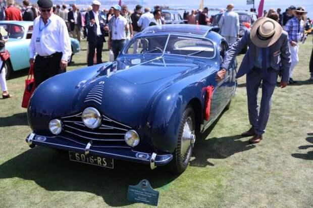 В те годы автомобили часто получали индивидуальный дизайн. | Фото: newatlas.com.