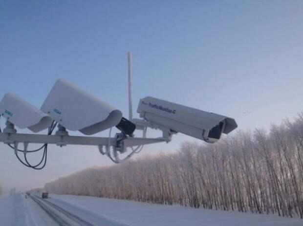 Росавтодор будет следить за погодой на трассах с помощью метеостанций