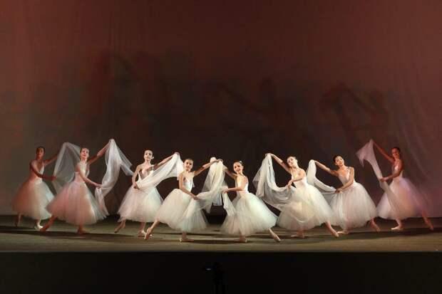 Постановка. Фото: школа хореографического мастерства «Таис»