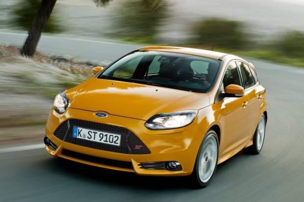 Ford Focus ST впервые станет дизельным