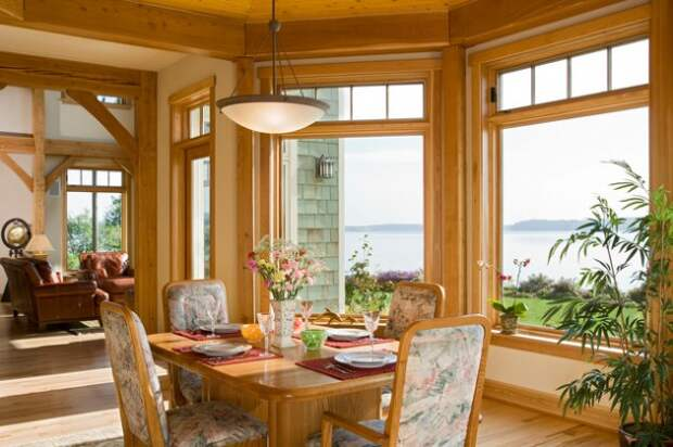 9. Design rural dining