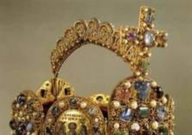 Корону Карла IX украли в Швеции