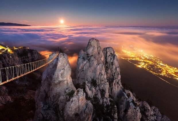5. Гора Ай-Петри, Крым. Фото: Денис Белицкий