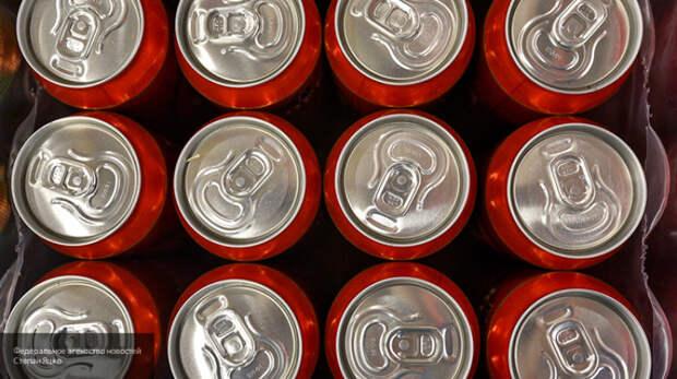 Минфин высказался о возможной отмене льгот по НДС для сладких напитков