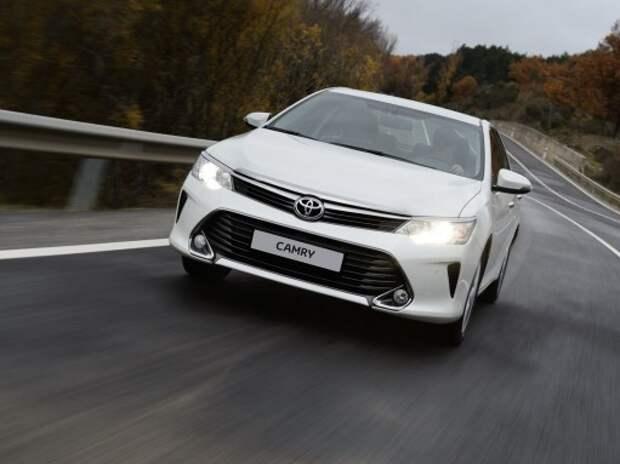 Toyota продолжитработув Россию несмотря на нестабильный рынок
