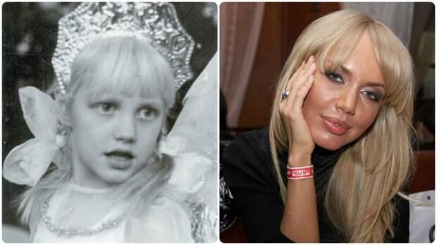 Какими они были милашками: предновогодние фото знаменитостей в нежном возрасте