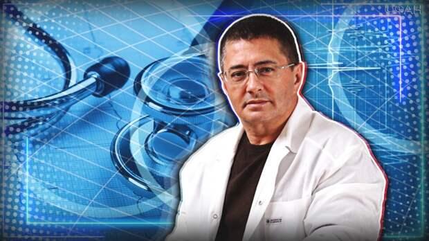 Доктор Мясников назвал вызывающие тяжелые болезни лекарства