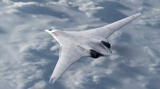 Создаваемый в России ПАК ДА сможет преодолевать рубежи ПВО НАТО незамеченным
