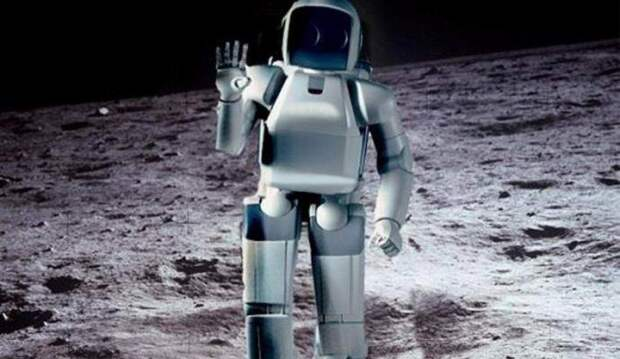 Радиоуправляемые роботы позволят России колонизировать Луну
