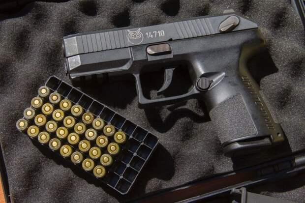 """Завершены испытания пистолет """"Аспид"""""""