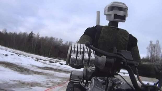 Роботы, которых строят в России (ФОТО)
