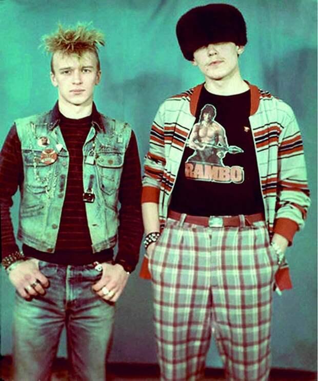 Любера, 1988 год.jpg