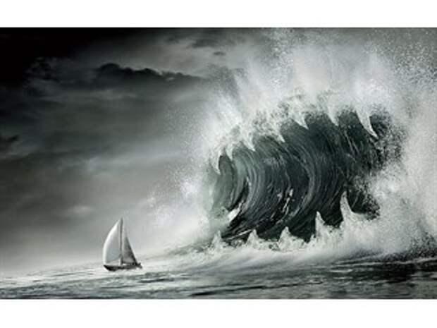 Кому будет проще выжить в надвигающемся «идеальном шторме»?