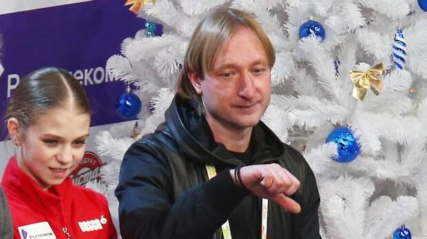 Первый канал показал яркие моменты соревнований фигуристок на чемпионате России в Челябинске: видео