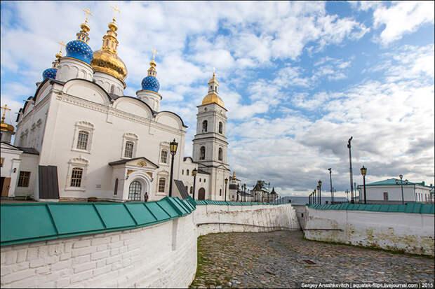 Экскурсия в Тобольский Кремль