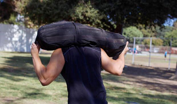 Классическая тренировка стронгмена от Дольфа Лундгрена