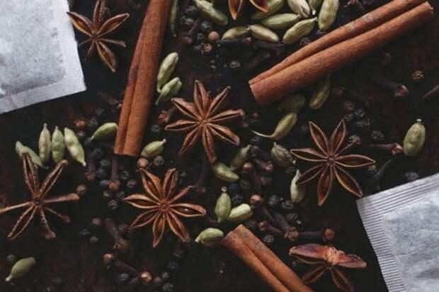 Безалкогольные напитки. Индийский чай с перцем – масала чай