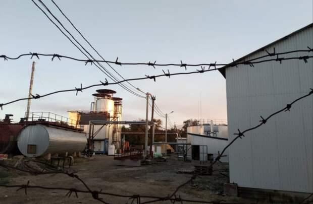 В Крыму оштрафовали дважды закрытую главой республики нефтебазу