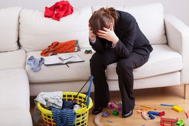 Как приучить ребенка убирать за собой: 8 конкретных шагов