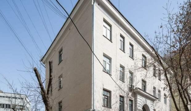 Историческое помещение на Садовой-Кудринской достанется инвестору