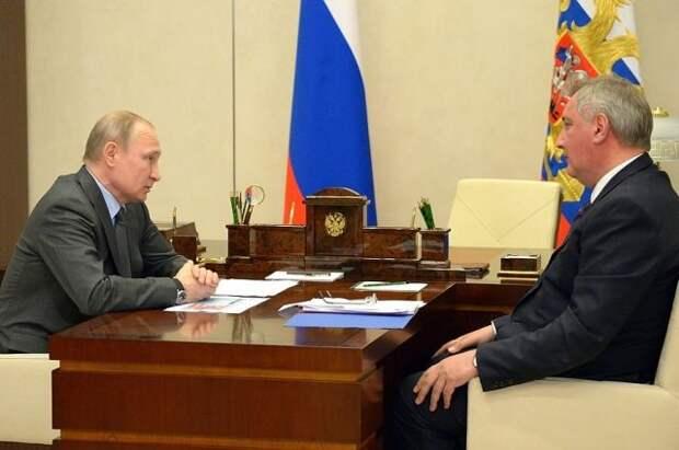 Рогозин сообщил о безаварийной работе «Роскосмоса» за последние два года