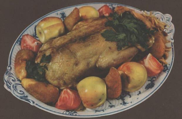 Еда из книги о вкусной и здоровой пище: готовим рецепты из 1952 года