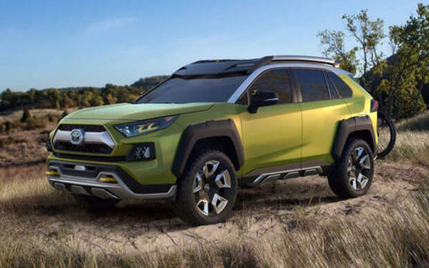 Toyota создаст новый компактный кроссовер