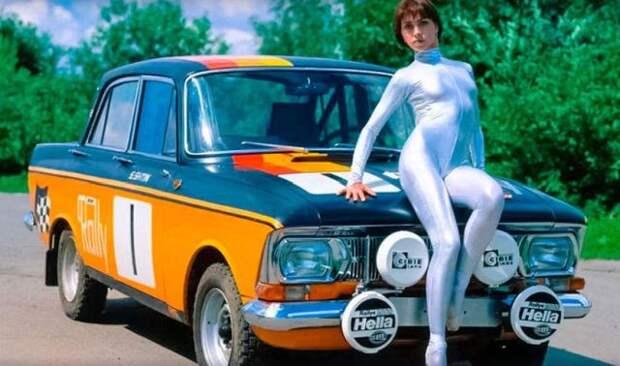 Автомобильный тюнинг в СССР (20 фото)