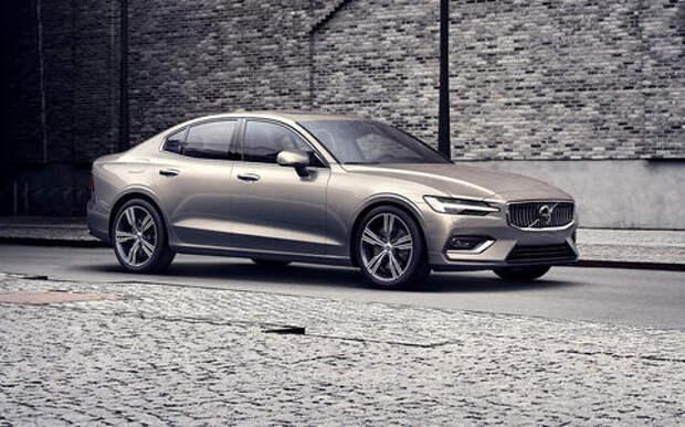 Самая доступная версия спортседана Volvo S60: заказать уже можно