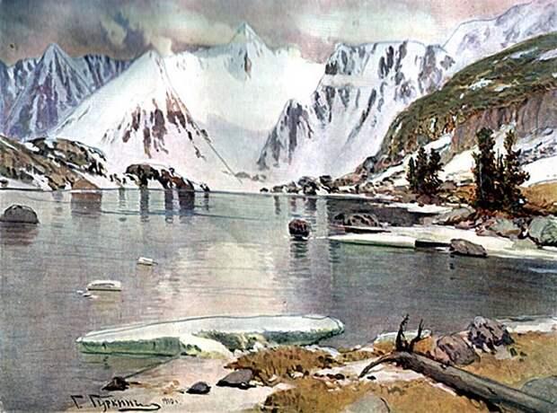 Чейбек Коль – тайны Мертвого озера Алтая