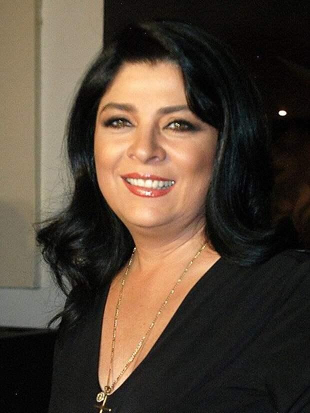 Звезда сериала «Просто Мария» Виктория Руффо тогда и сейчас