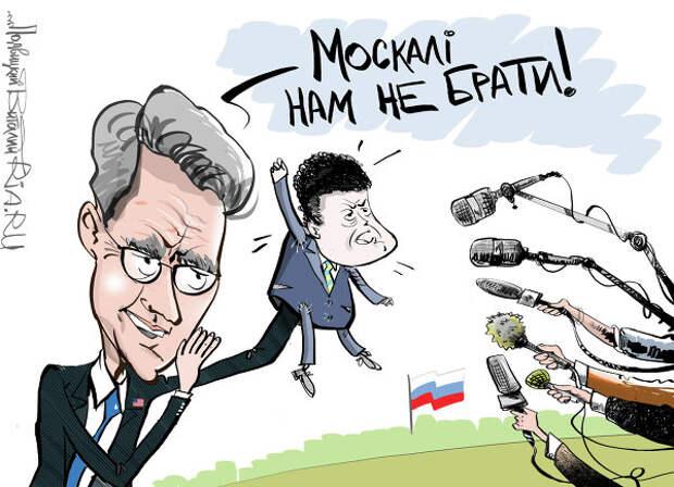 Слуцкий: отрицание братства русских и украинцев - историческая амнезия
