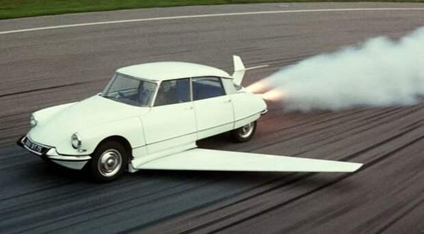 Зачем основатель Google тайно разрабатывает летающий автомобиль?