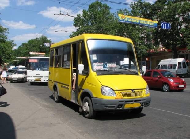 Тотальный контроль - в Симферополе проверят маршрутки