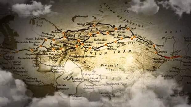 Новый «Шелковый путь» спас Россию, КНР и Европу от последствий пандемии, не дав рухнуть торговле