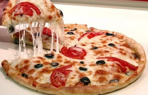 Быстрое тесто для вкуснейшей пиццы