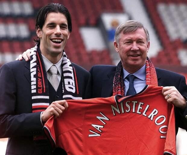 050 Алекс Фергюсон: Самый титулованный тренер Манчестер Юнайтед