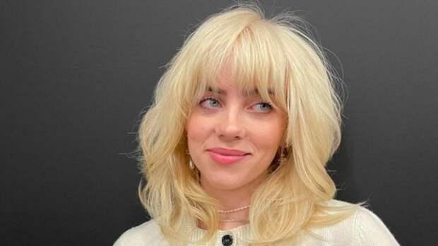 Сменившая имидж Билли Айлиш напомнила фанатам Ирину Аллегрову