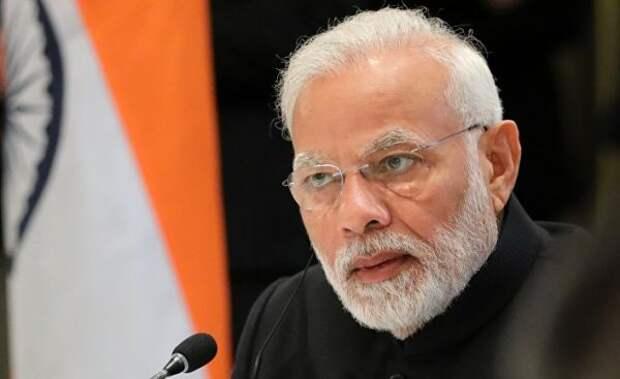 Индийский премьер пригласил Байдена посетить Индию