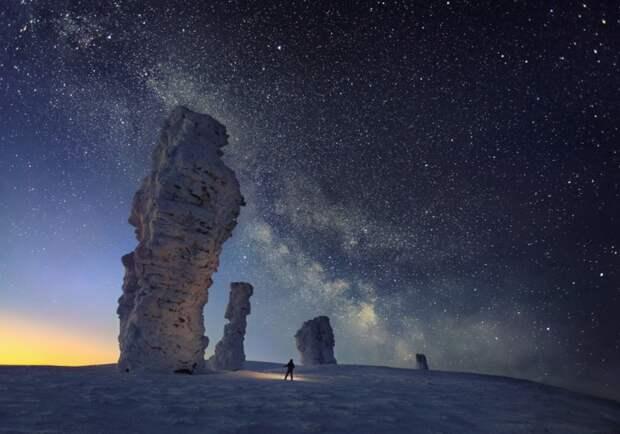 Хребет Мань-Пупу-Ньер земля, красота, природа, россия