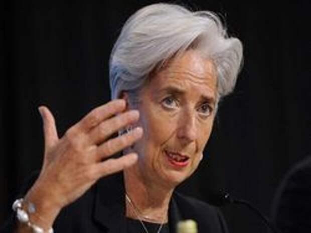 Новость на Newsland: СМИ: во Франции предъявлены обвинения главе МВФ