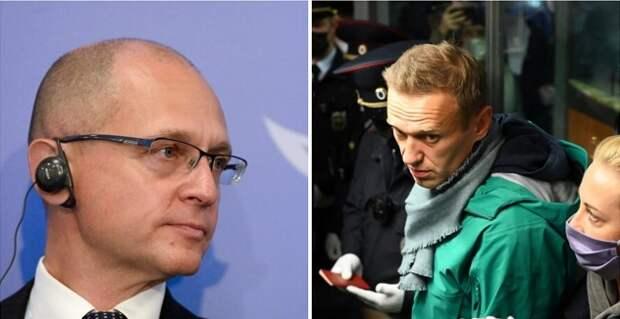 Слив преемника? О ситуации с задержанием Навального