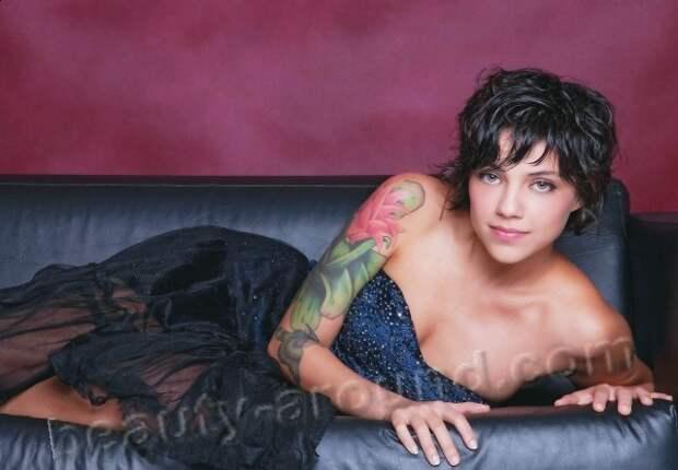 Летисия Персилес / Leticia Persiles бразильская актриса и певица