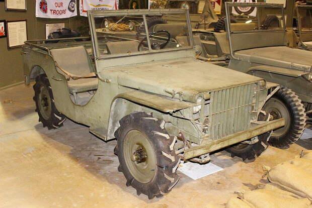 Pigmy прототип Ford был готов в ноябре 1940 года