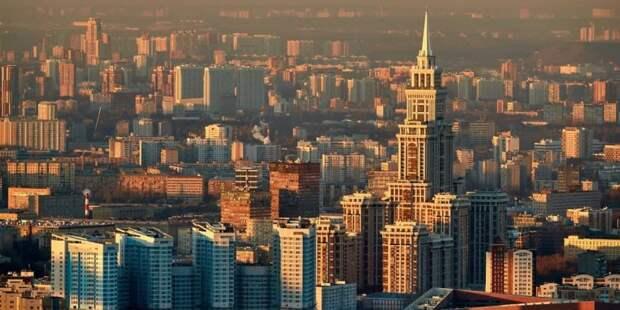 Собянин дал старт избирательной кампании «Единой России» в Москве. Фото: М.Денисов, mos.ru