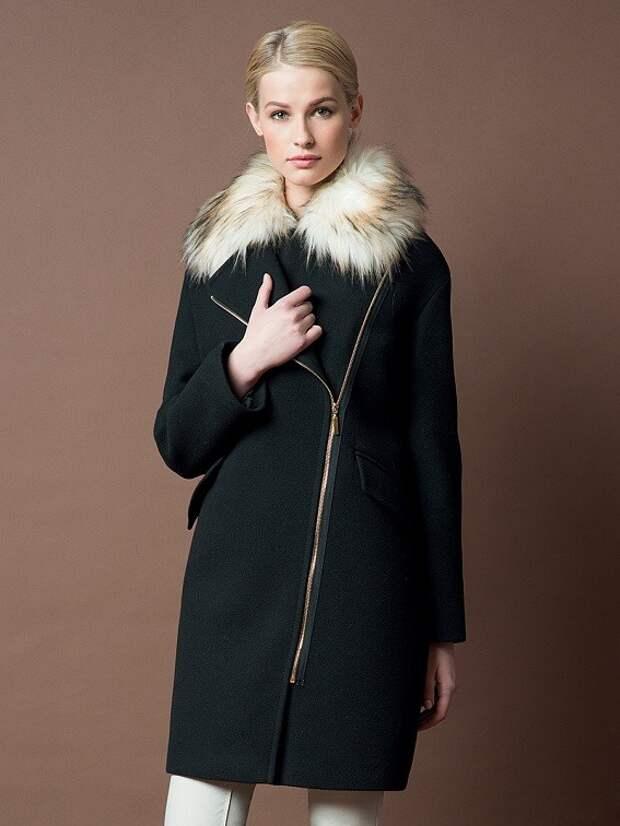 Пальто с подогревом