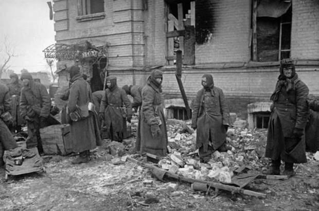 «На стройке немцы пленные…» Судьба несостоявшихся завоевателей