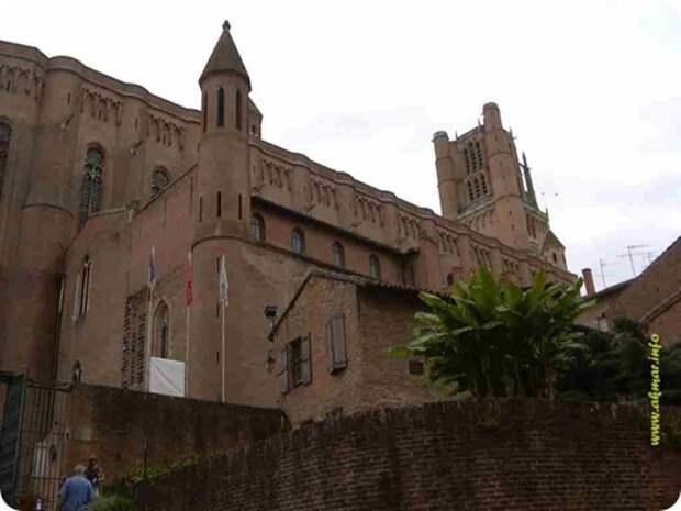 Музей Тулуз-Лотрека в Альби
