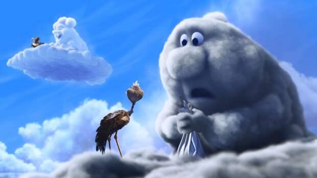 Переменная облачность-мультфильм