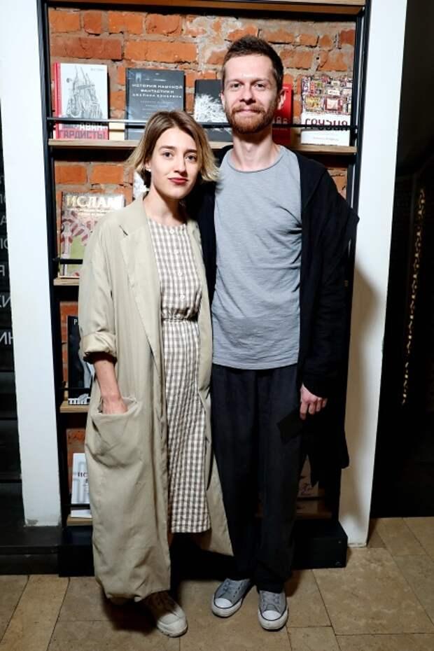 Григорий Калинин и Анна Лаврентьева